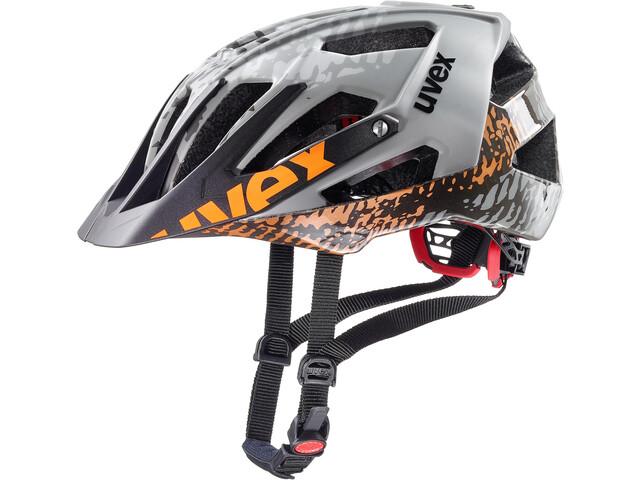 UVEX Quatro Helmet dirt grey